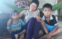 Bi kịch sau ly hôn của người mẹ bị ung thư máu nuôi 2 con thơ dại