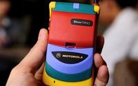 10 chiếc điện thoại có thiết kế kỳ dị nhất thế giới