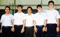 Chàng trai ở TP HCM giành giải nhất học sinh giỏi Toán quốc gia