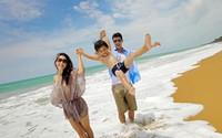 Bí quyết bảo vệ sức khỏe cho trẻ khi đi du lịch