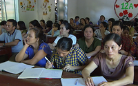 Hơn 100 giáo viên Nghệ An bị chuyển xuống dạy tiểu học
