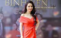 Phim Ngày mai bình yên: Nữ diễn viên 'Những ngọn nến trong đêm' lột xác thành nhân vật phản diện
