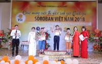 Cậu bé 9 tuổi đoạt Quán quân Soroban Việt Nam 2018