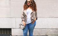 5 gạch đầu dòng giúp chị em mũm mĩm vẫn tự tin diện quần jeans khỏe đẹp như ai