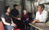 Sau nhiều năm chờ đợi, cụ bà neo đơn 103 tuổi đã được công nhận… hộ nghèo