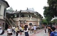 Thông tin chính thức về việc thu hồi tòa nhà cổ trong Cung Thiếu nhi Hà Nội