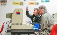 Máy tính cổ, game thùng tái hiện ký ức của thế hệ 8x