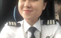 Nữ sinh ngữ văn khổ luyện trở thành cơ trưởng lái máy bay Jetstar