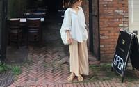 Dù thời trang có xoay vòng thế nào, áo sơ mi vẫn là item 'hot bền vững' trong lòng mọi quý cô công sở