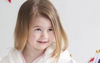 Bé gái 3 tuổi đổi đời nhờ ngoại hình giống Công chúa Charlotte