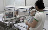 Nhiều em bé ở miền Nam nhập viện do bệnh sởi