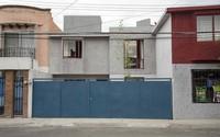 """Không gian sống đẹp """"lộng lẫy"""" cải tạo từ ba ngôi nhà cũ"""