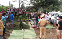 Tai nạn thảm khốc ở Lai Châu: Phát hiện thêm 1 người chết, nâng số người tử nạn lên 13