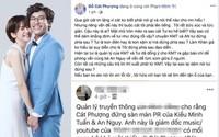 Cát Phượng: 'Tôi đồng ý để Kiều Minh Tuấn phỏng vấn với An Nguy'