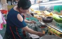 Sạp chè 5 m2 bán gần 1.000 ly mỗi ngày ở chợ Bến Thành