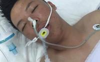 Hoàn cảnh bi đát của bố ung thư vòm họng, con nằm hôn mê bất tỉnh