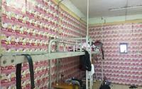 Cả KTX nam chia nhau đi khắp Hà Nội tìm giấy dán tường... Hello Kitty và cái kết