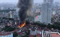 Ông chủ khu trọ nghĩa tình 15k/đêm cho người nghèo Hà Nội: 'Cháy trụi cả rồi, giờ mọi người biết lấy chỗ đâu mà ở nữa...'