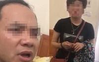 Xác minh clip trưởng đồn công an vào nhà nghỉ với vợ người khác ở Hà Nội