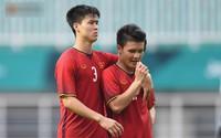 Cha mẹ Quang Hải chia sẻ về việc con trai bị chỉ trích sau khi Olympic Việt Nam thất bại trước UAE