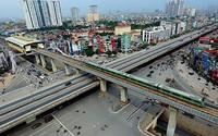 Hà Nội chạy thử tàu trên cao: Các hộ dân sống