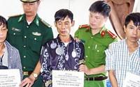Bắt 3 người đàn ông mang 18.000 viên ma túy vào khách sạn