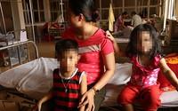 Ba đứa trẻ bị bố nhốt trong phòng, ép cùng tự thiêu