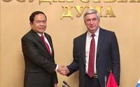 Củng cố, tăng cường Đối tác chiến lược toàn diện Việt Nam và Liên bang Nga