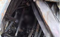 Bé 2 tháng tuổi ở viện Nhi T.Ư nghi liên quan đến 2 thi thể mới phát hiện ở đám cháy nhà ông Hiệp khùng