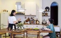 Hai nữ sinh trường kiến trúc đầu tư thuê hẳn căn biệt thự để ở và biến nó thành không gian sống đẹp mê mẩn