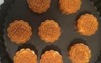 Công thức cực chuẩn làm bánh Trung thu nhân dừa ngon tuyệt