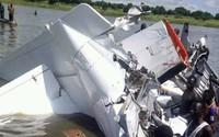 Máy bay lao xuống sông ở Nam Sudan, hơn 17 người tử vong