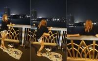 Chán nản vì thất tình, cô gái lên Facebook quay video trực tiếp cảnh nhảy xuống sông tự tử