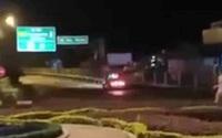 Xác minh thông tin xe cảnh sát giao thông lùi trên cao tốc Thái Nguyên – Hà Nội