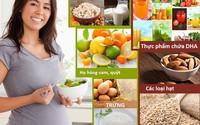 Vi chất dinh dưỡng đối với phụ nữ mang thai