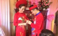 Ca sĩ Lâm Vũ lặng lẽ tổ chức đám cưới với bạn gái Việt kiều tại Cà Mau