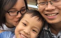 Nhật ký đầy nước mắt của người cha hiến tủy cứu con ung thư máu