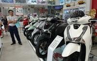 Cận Tết, xe máy bị 'thổi giá' cả chục triệu đồng