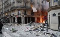 Nổ lớn ở Paris, ít nhất 4 người thiệt mạng