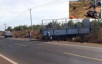 Vụ xe tải tông chết 3 người: Cô dâu dang dở ngày cưới...