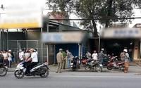 Phát hiện nam thanh niên chết bí ẩn trong tư thế ngồi trên xe máy