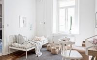 Nếu có điều kiện, hãy trang trí phòng ngủ cho bé theo phong cách Scandinavian tuyệt đẹp này