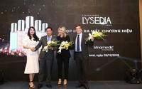 Ra mắt thương hiệu dược mỹ phẩm Pháp Lysedia