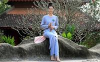 Ra mắt bộ y phục lễ chùa đầu năm mới dành cho Phật tử