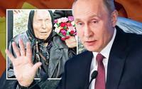 Sự thật phía sau những tiên đoán của bà Vanga về Putin