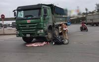 Hà Nội: Va chạm giao thông, cháu bé 2 tuổi tử vong thương tâm