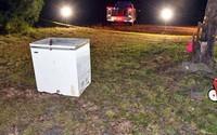 Kinh hoàng phát hiện 3 em nhỏ chết thương tâm trong tủ đông lạnh