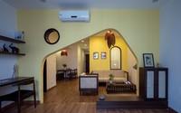 Mua căn hộ hạng sang, chủ nhà thiết kế lại ngôi nhà thành không gian thuần Việt