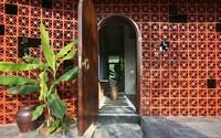 Ngôi nhà ở làng biển Nam Định hút sự chú ý của báo nước ngoài nhờ thiết kế rất đặc biệt