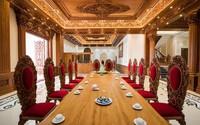 Nội thất tinh xảo như ở cung điện bên trong ngôi nhà ở Nam Định